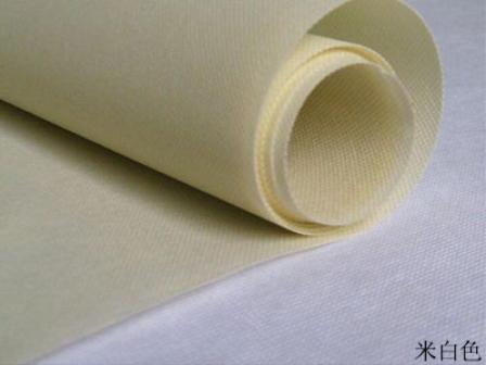 米白色无纺布